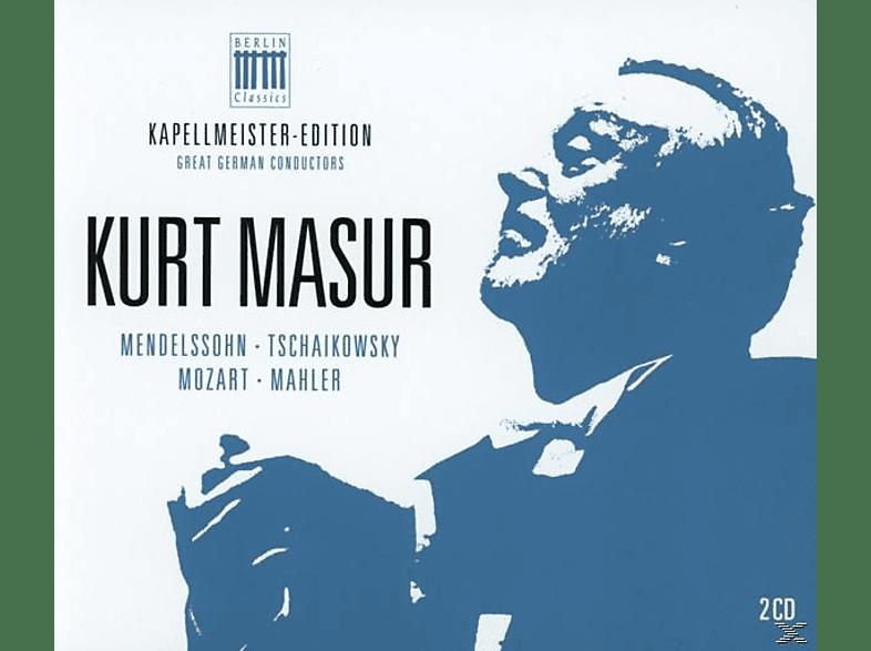Kurt Masur - Kapellmeister-Edition 3-Kurt Masur [CD]