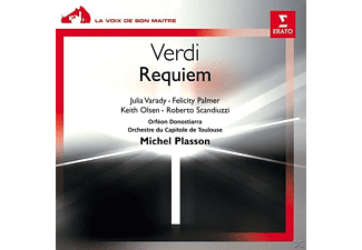 Michel & Various Plasson - Messa Da Requiem (Extraits) - (CD)