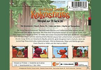 - Der Kleine Drache Kokosnuss. Hörspiel zur TV-Serie 06  - (CD)