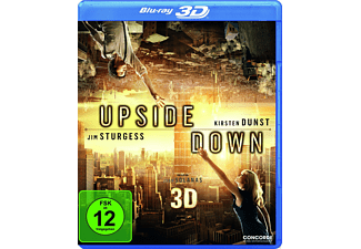 Upside Down - (3D Blu-ray)