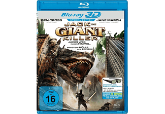 Jack the Giant Killer - (3D Blu-ray)