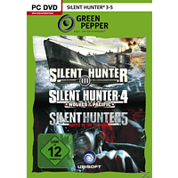 Silent Hunter 3-5 - [PC]