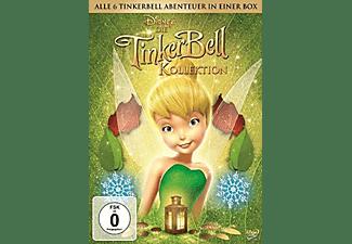 Tinkerbell Pack 1-6  DVD