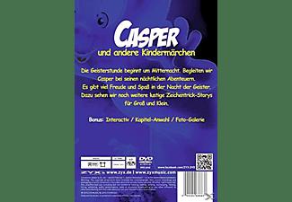 Casper und andere Zeichentrick-Geschichten DVD