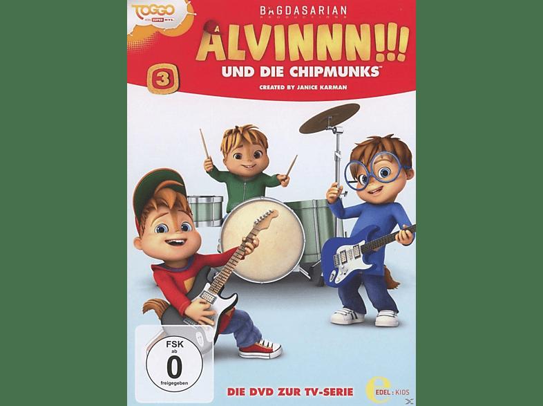Alvin und die Chipmunks 3 [DVD]