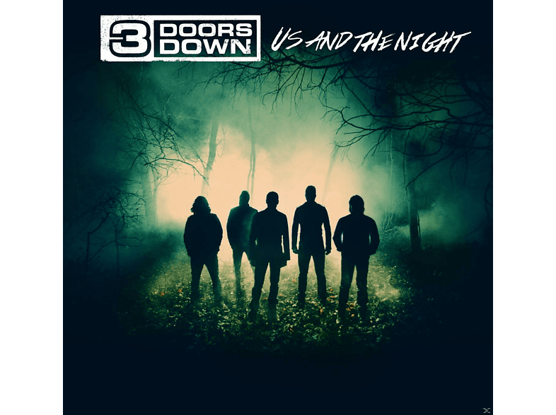 3 Doors Down - Us And The Night [CD]