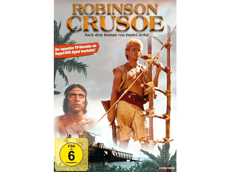 Robinson Crusoe [DVD]