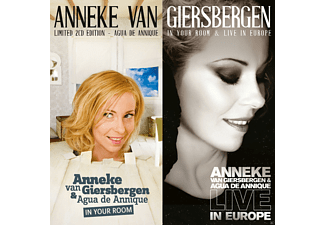Van Giersbergen Anneke - In Your Room & Live In Europe - (CD)