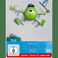 Die Monster Uni (Steelbook Edition) [3D Blu-ray]