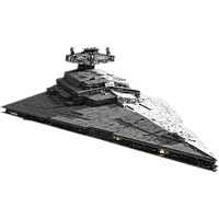 REVELL 03609 Imperial Star Destroyer, Grau
