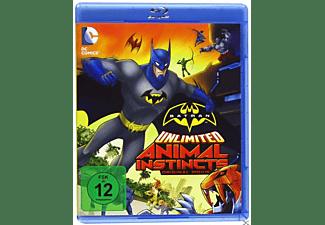 Batman Unlimited Animal Instinct Blu-ray