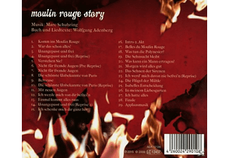 VARIOUS - Moulin Rouge Story-Das Music  - (CD)