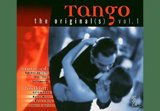 VARIOUS - Tango the Originals Vol.1  - (CD)