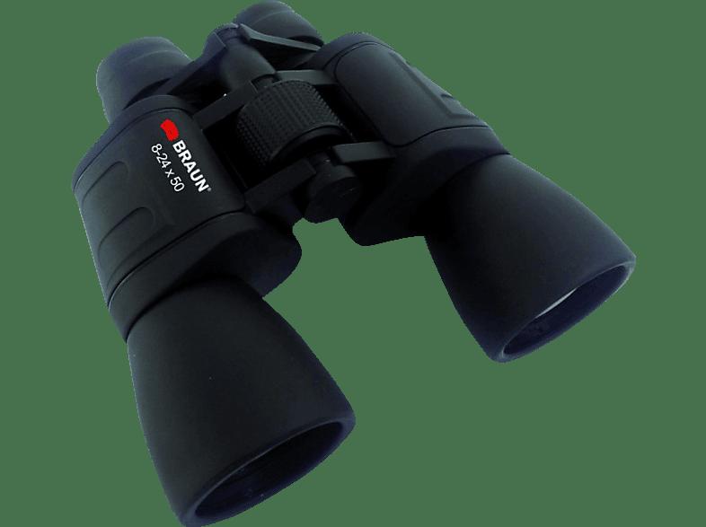BRAUN PHOTOTECHNIK BRAUN BINOCULAR 8-24X50 ZOOM 8-24x, 50 mm, Fernglas