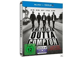 Straight Outta Compton (Steel-Edition / Director's Cut) Blu-ray