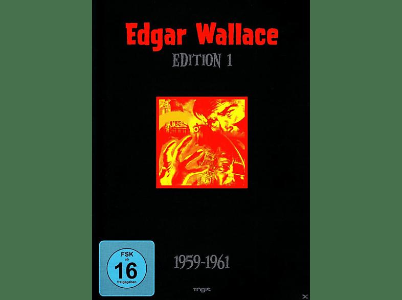 Edgar Wallace Edition Box 1 [DVD]