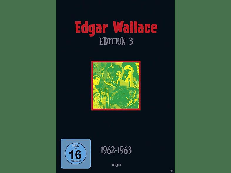 Edgar Wallace Edition Box 3 [DVD]