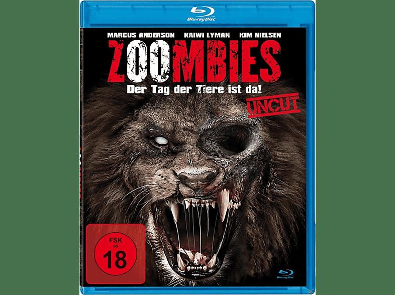 Zoombies - Der Tag Der Tiere Ist Da! [Blu-ray]