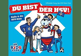 Kalle & Die Hsv-kids - Du Bist Der Hsv  - (Maxi Single CD)
