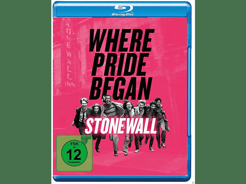 Stonewall - Where Pride Began [Blu-ray]