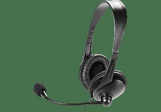 VIVANCO 36671, On-ear Stereo Headset Schwarz