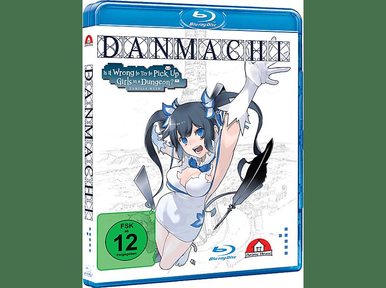 Danmachi - Vol. 1 [Blu-ray]