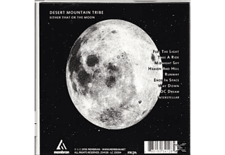Desert Mountain Tribe - Either That Or The Moon  - (CD)