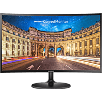 SAMSUNG LC24F390FHUXEN 23.5 Zoll Full-HD Monitor (4 ms Reaktionszeit, FreeSync, 60 Hz)