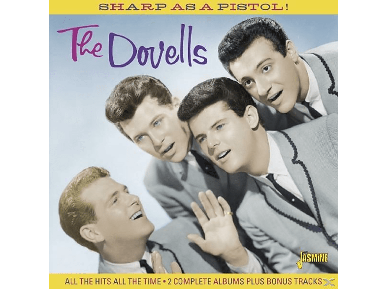 The Dovells - Sharp As A Pistol [CD]