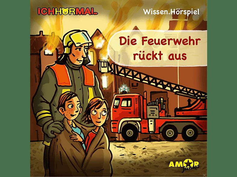 Die Feuerwehr rückt aus - (CD)