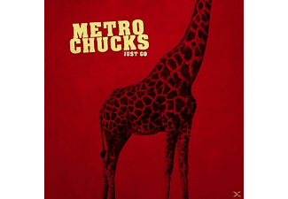 Metro Chucks - Just Go  - (CD)