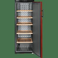 LIEBHERR WKR 4211-21  Weinklimaschrank (103 kWh/Jahr, EEK A++, Schwarz)