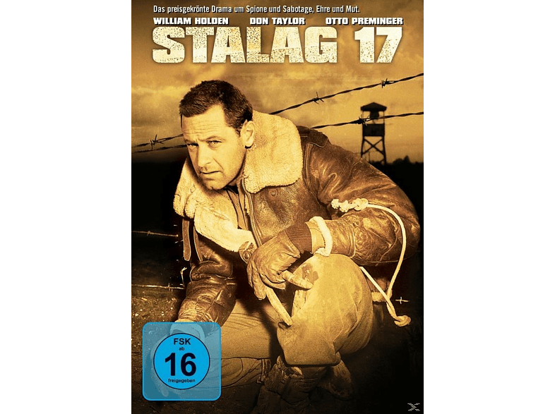 STALAG 17 [DVD]