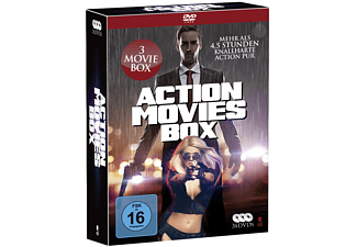 Action Movies Box - (DVD)