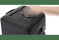 SONY MHCGT4D Party Kompaktanlage Schwarz