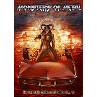 VARIOUS - Monsters Of Metal Vol. 10 - [Blu-ray]