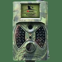 BRAUN PHOTOTECHNIK 57660 Wildkamera Camouflage, 5 Megapixel, Nein opt. Zoom, LCD