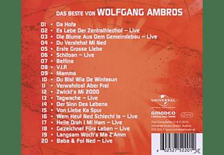 Wolfgang Ambros - Das Beste Von [CD]