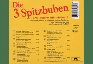 Spitzbuben Die 3 - Das Kommt Nie Wieder [CD]