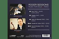 David Bowlin, David Holzman - Music For Violin & Piano [CD]
