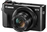 CANON PowerShot G7 X Mark II  Digitalkamera Schwarz, 20.1 Megapixel, 4.2x opt. Zoom, sRGB Farbwiedergabe Touchscreen-LCD, WLAN