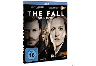 The Fall - Tod in Belfast - Staffel 1 Blu-ray