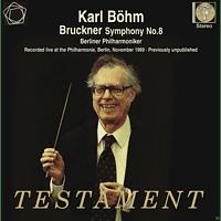 Berliner Philharmoniker - Sinfonie 8 (Version Von 1890) [CD]