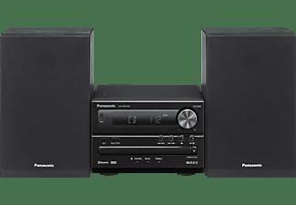 PANASONIC Micro HiFi System SC-PM250, schwarz