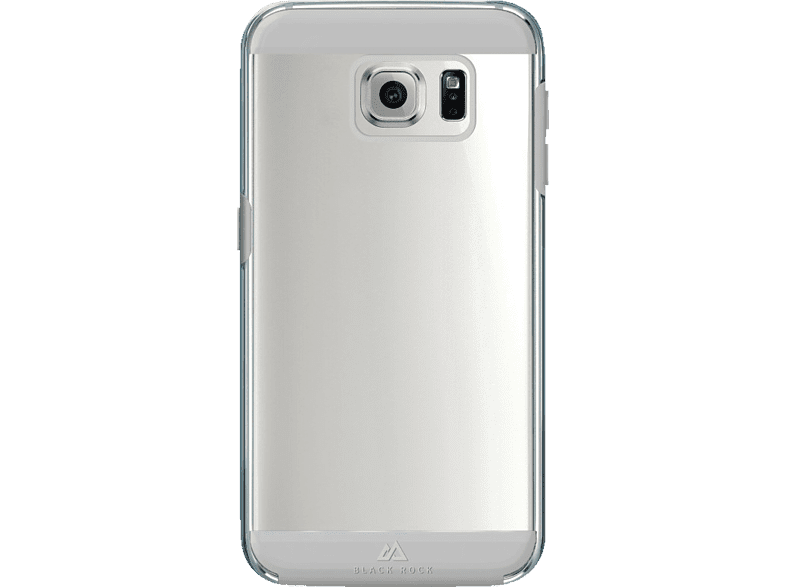 """BLACK ROCK """"Air Case"""" , Backcover, Samsung, Galaxy S7, Kunststoff/Polycarbonat/Thermoplastisches Polyurethan, Transparent"""