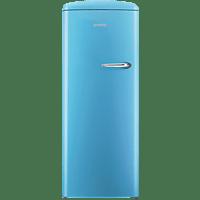 GORENJE ORB153BL-L Kühlschrank (E, 1540 mm hoch, Blau)