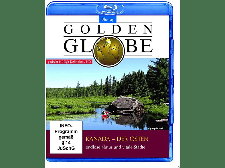Golden Globe - Kanada (Der Osten) [Blu-ray]