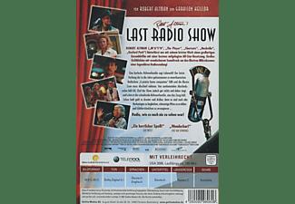 Robert Altman´s Last Radio Show DVD