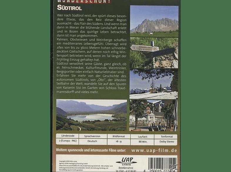 Wunderschön! - Südtirol-Frühling in den Bergen [DVD]
