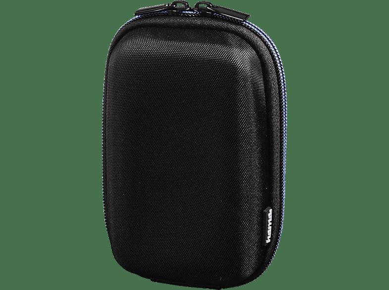 HAMA Hardcase Zip 80J Kameratasche , Blau/Schwarz